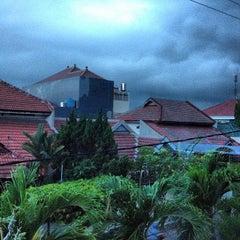 Photo taken at Babatan Pantai Utara by Marco T. on 12/26/2012