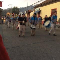 Photo taken at Vicuña by Carolina S. R. on 8/3/2014
