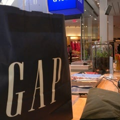 Photo taken at Gap by Anthony Y. on 2/15/2013