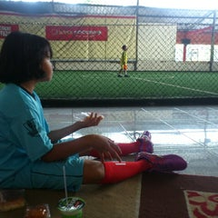 Photo taken at KutaMandiri Futsal by -Awet T. on 3/30/2013