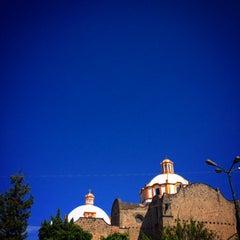 Photo taken at La Parroquia De San Gabriel Arcángel by Chac G. on 7/12/2014