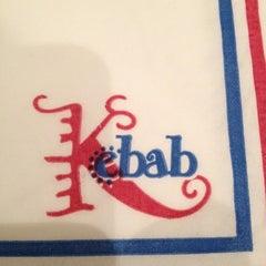 Photo taken at Kebab by alepaz on 9/14/2012