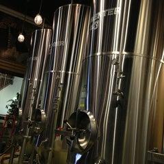 Photo taken at Fegley's Bethlehem Brew Works by Jamie V. on 1/23/2013