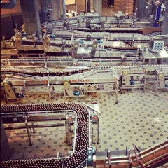 Photo taken at Boulevard Brewing Co by Prentiss E. on 3/3/2013