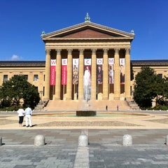 Photo taken at Philadelphia Museum of Art by Andy P. on 9/21/2013