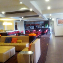 Photo taken at Courtyard by Marriott Richmond Airport by Iyetade O. on 6/21/2013