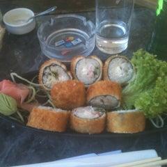 Photo taken at Aomori Nikkei & Sushi by Rodrigo S. on 12/11/2012