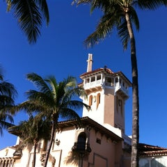Photo taken at The Mar-a-lago Club by Bill D. on 11/15/2012