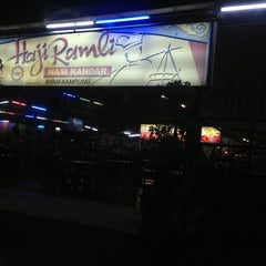 Photo taken at Restoran Haji Ramli Nasi Kandar by Alia A. on 4/18/2013