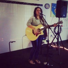 Photo taken at Sweet Pea Cafe by Brian on 5/12/2013