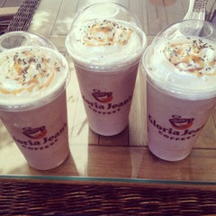Photo taken at Gloria Jean's Coffees by Регина Т. on 5/5/2013