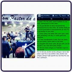 Photo taken at Igreja Mundial do Poder de Deus by Alexandre T. on 7/14/2013