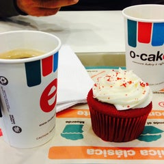 Photo taken at O-cake by Alejandro V. on 6/15/2014