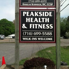 Photo taken at Peakside Health & Fitness by Nathan C. on 5/17/2013