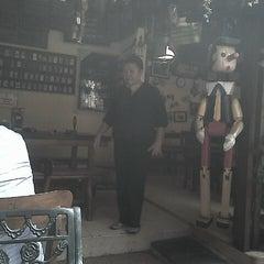 Photo taken at Waroeng Mbah Jingkrak Setiabudi by Amelia W. on 10/9/2015