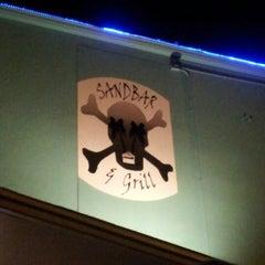 Photo taken at SandBar & Grill by Thomas A. on 11/6/2012