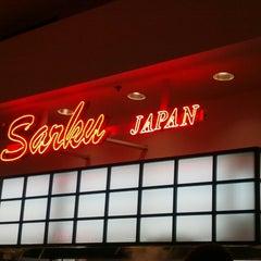 Photo taken at Sarku Japan by Marsha T. on 10/23/2012