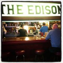 Photo taken at Old Edison Inn by Sarah N. on 8/31/2013