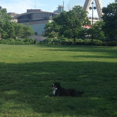 Photo taken at Paul Revere Park by David G. on 6/14/2013