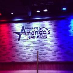 Photo taken at America's Bar by Ryan S. on 12/29/2012