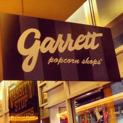 Photo taken at Garrett Popcorn Shops - Navy Pier by Ryan S. on 2/9/2013