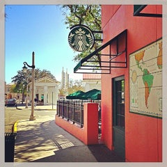 Photo taken at Starbucks by Frank L. on 3/6/2013