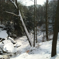 Photo taken at Cleveland Metroparks Brecksville Reservation by Bill R. on 1/26/2013