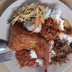 Photo taken at Warong kak ina by See Lok N. on 1/12/2014