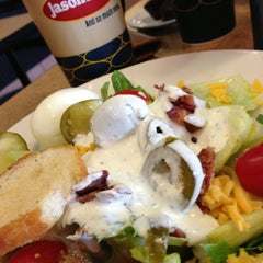 Photo taken at Jason's Deli by Ron D. on 7/14/2013