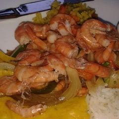 Photo taken at Restaurante Malagueta by Desirre E. on 4/26/2013