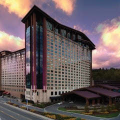 Photo taken at Harrah's Cherokee Casino & Resort by Greg C. on 4/6/2013