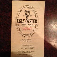 Photo taken at Ugly Oyster Drafthaus by Marke W. on 3/23/2013