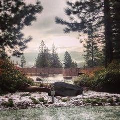 Photo taken at The Ritz-Carlton, Lake Tahoe by Michael L. on 5/6/2013