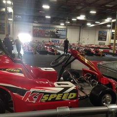 Photo taken at K1 Speed Irvine by Michael L. on 10/24/2014