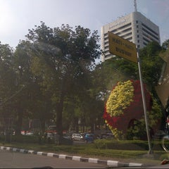 Photo taken at Kementerian Sekretariat Negara RI by Novita T. on 8/17/2014