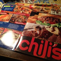 Photo taken at Chili's Grill & Bar by Tracy L. on 10/26/2012