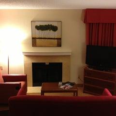 Photo taken at Residence Inn by guy o. on 4/10/2013