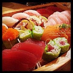 Photo taken at Samurai Sushi by Clark Y. on 11/15/2013