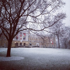 Photo taken at Bascom Hall by Rudy on 12/9/2012