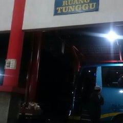 Photo taken at Terminal Bayuangga Probolinggo by A. Y A. on 6/5/2015