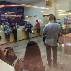 Photo taken at Correios by Agnes F. on 7/14/2014