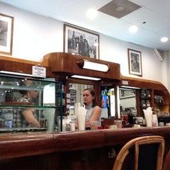 Photo taken at Cafe Midi by Scott T. on 7/5/2014