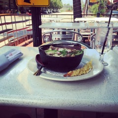 Photo taken at The Fish Restaurant & Sushi Bar by Brian M. on 7/27/2015
