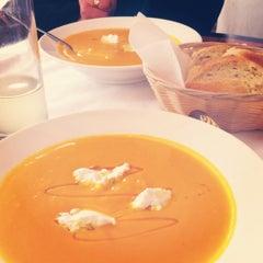 Photo taken at La Spezia ristorante by Tatiana V. on 10/2/2012