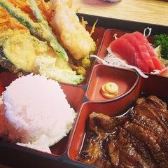 Photo taken at Tokyo Tei by Malia Y. on 12/2/2013