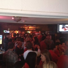 Photo taken at Olde Queens Tavern by Brooks D. on 10/27/2012