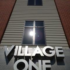 Photo taken at Drake West Village by Kevin M. on 9/29/2012