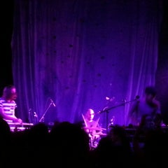 Photo taken at Lincoln Hall by Sharon L. on 10/5/2012