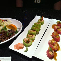 Photo taken at Love Sushi by Tanya B. on 1/10/2013