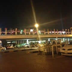 Photo taken at Bahrain International Airport (BAH) | مطار البحرين الدولي by Maryam A. on 12/29/2012